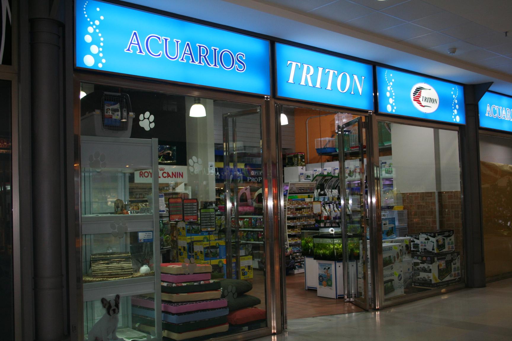 Acuarios Tritón