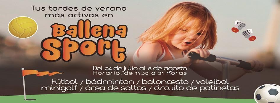 La Ballena BallenaSport web